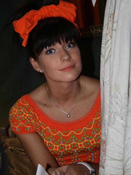 Екатерина Волкова фото, Звезда «Ворониных» фото, Актриса Воронины фото