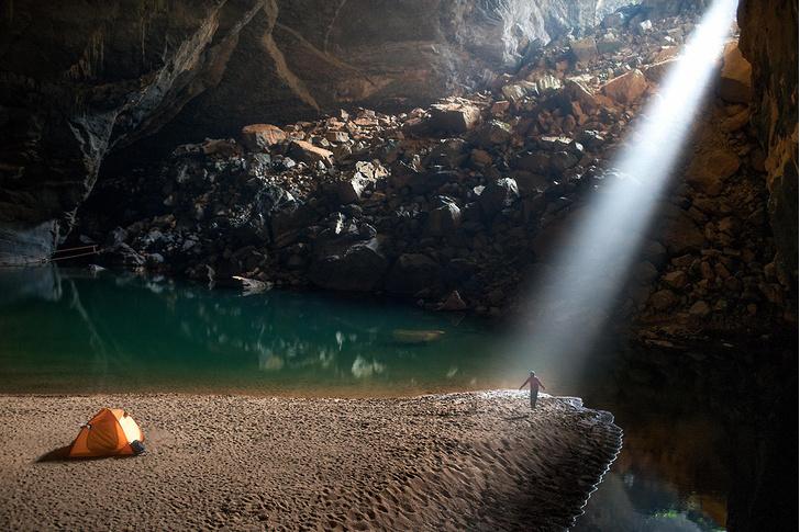 Фото №1 - Луч света в темном царстве