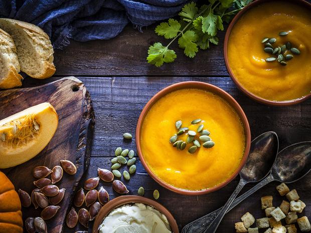 Фото №1 - От тыквенного до щей: 5 лучших рецептов постных супов