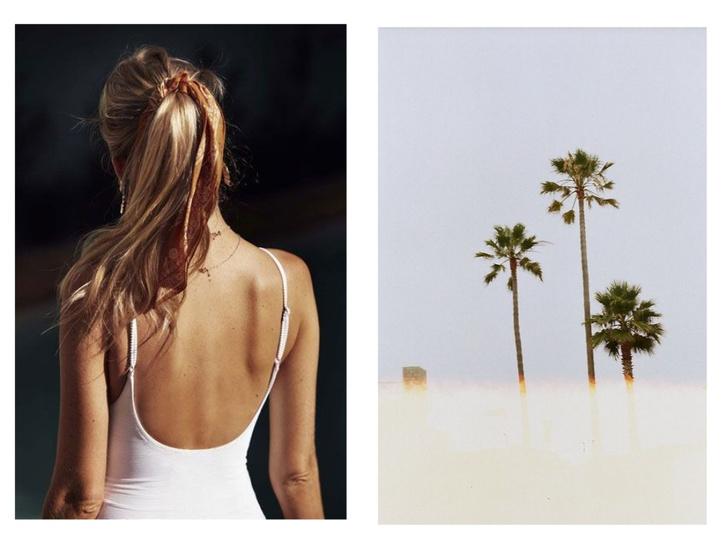 Фото №3 - Как защитить волосы от солнца
