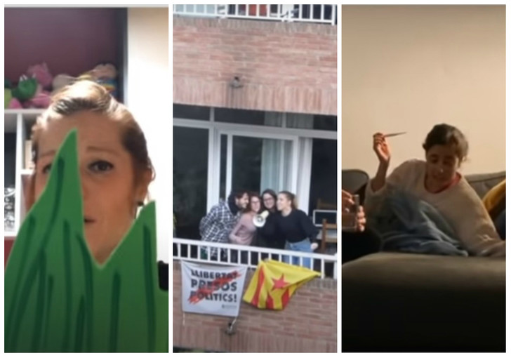 Фото №1 - Испанцы на карантине поют песню Цоя на русском (видео)