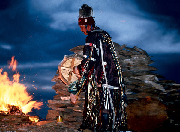 Фото №7 - Духи тайги: как живут оленеводы Тувы