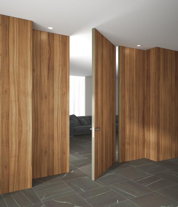 Фото №5 - Скрытые возможности: двери-невидимки в интерьере