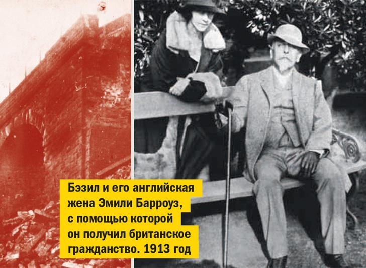 Фото №3 - Циничная жизнь Бэзила Захароффа— «оружейного барона» и серого кардинала