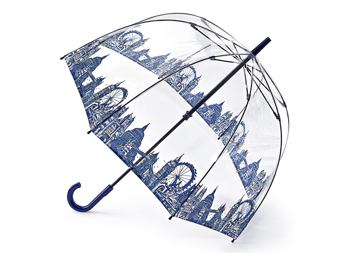 Фото №11 - Виндзорские зонтики: королевский способ спрятаться от дождя