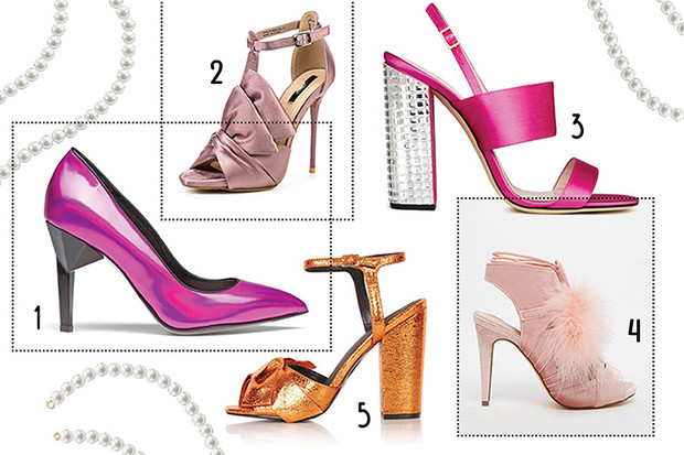 Фото №1 - Топ-30: Туфли к Новому году
