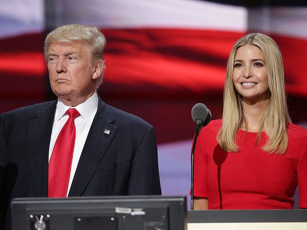 Фото №1 - Отец, босс, союзник: нестандартные отношения Дональда и Иванки Трамп