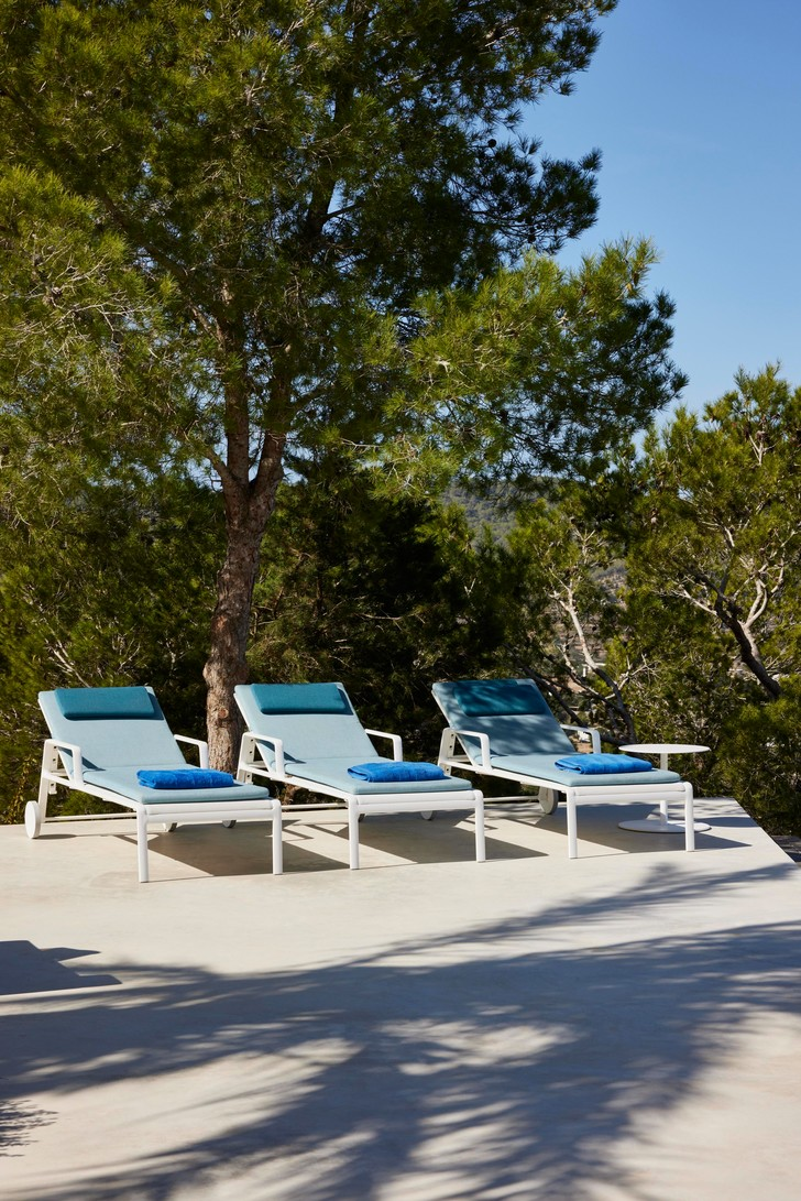 Фото №4 - Вилла с видом на сосновый лес и море на Ибице