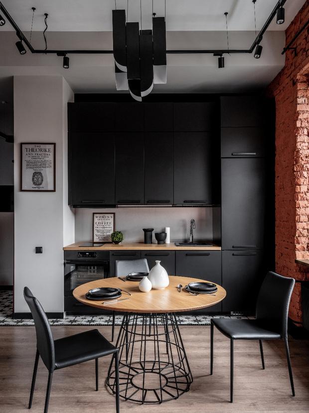 Фото №4 - Новый формат жизни: квартира-офис 52 м²