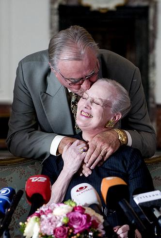 Фото №26 - Принц Хенрик и Королева Маргрете: история любви в фотографиях