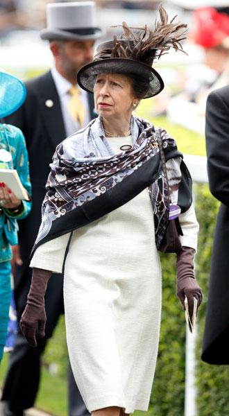Фото №9 - Принцесса Анна – непризнанная икона стиля королевской семьи
