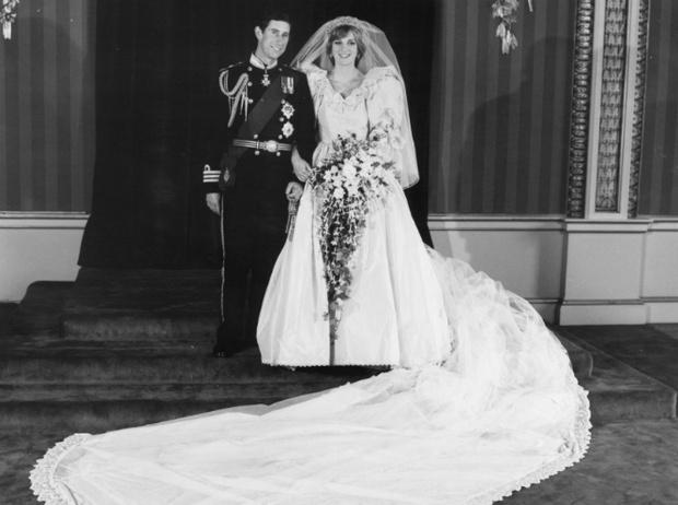 Фото №4 - 12 знаменитых королевских свадеб