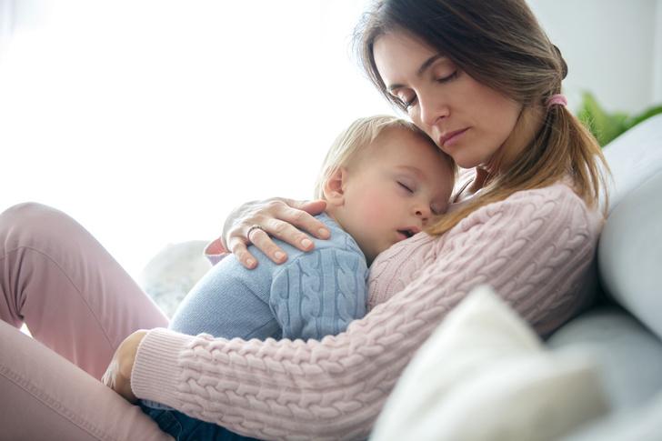 Фото №3 - Боль и одиночество: 10 невыносимых трудностей материнства