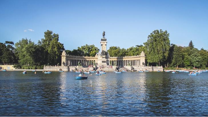 Фото №4 - Сердце Испании: Мадрид в 10 открытках и фактах