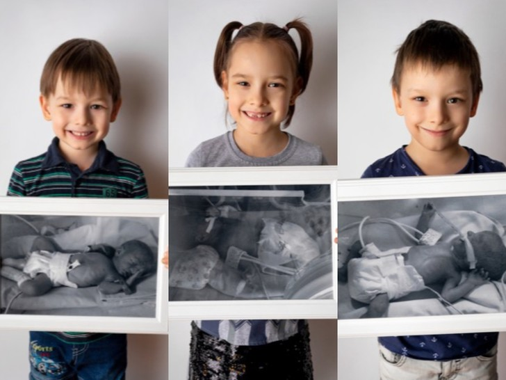 Фото №12 - Прирожденные бойцы: 14 историй детей, родившихся раньше срока