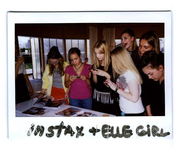 Фото №7 - Школа fashion-журналистики Elle Girl в МУЗЕОНЕ: как это было