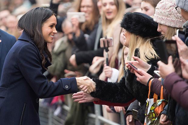 Фото №7 - Новая Диана: Меган Маркл становится второй «королевой сердец»