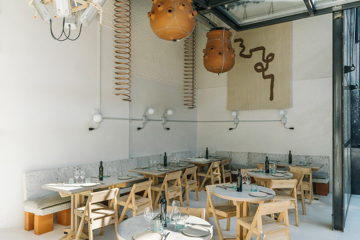 Фото №3 - Ресторан в Мадриде, ориентированный на устойчивое развитие