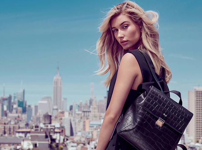Фото №1 - Модель Хейли Болдуин пробует себя в дизайне сумок