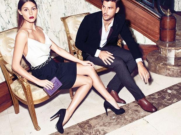 Фото №8 - Любовь и бизнес: культовые рекламные кампании с участием звездных пар