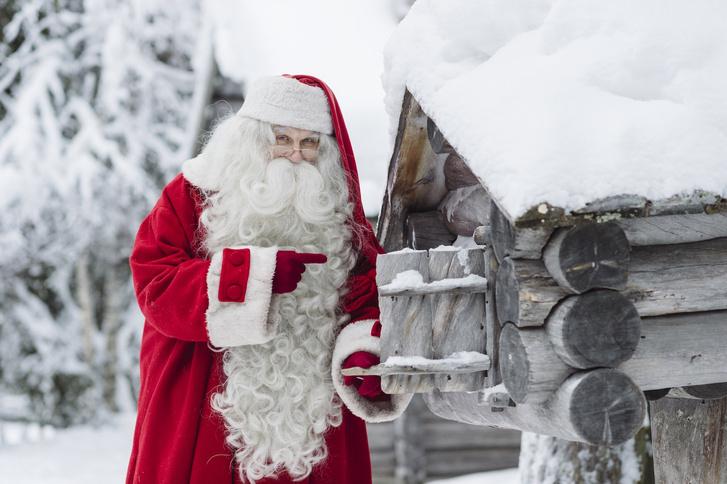 Фото №1 - В Финляндии запустили акцию «Привет от Санта-Клауса»