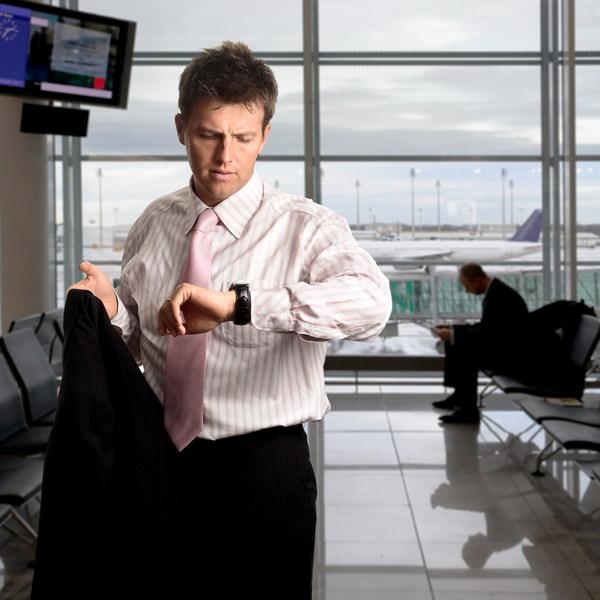 Фото №1 - Досмотр в аэропорту – сделаем быстро!