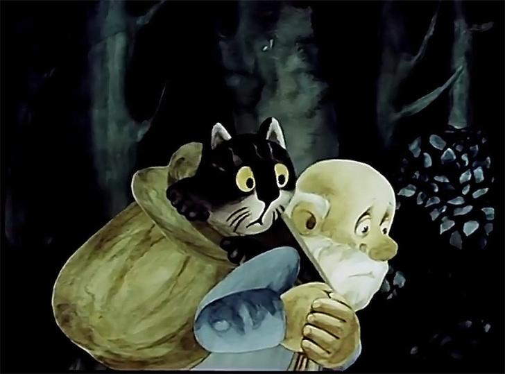 Фото №3 - 10 лучших советских мультфильмов про кошек и собак