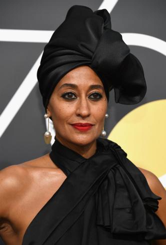 Фото №10 - Леди в черном: кому удалось выделиться на «Золотом глобусе – 2018»