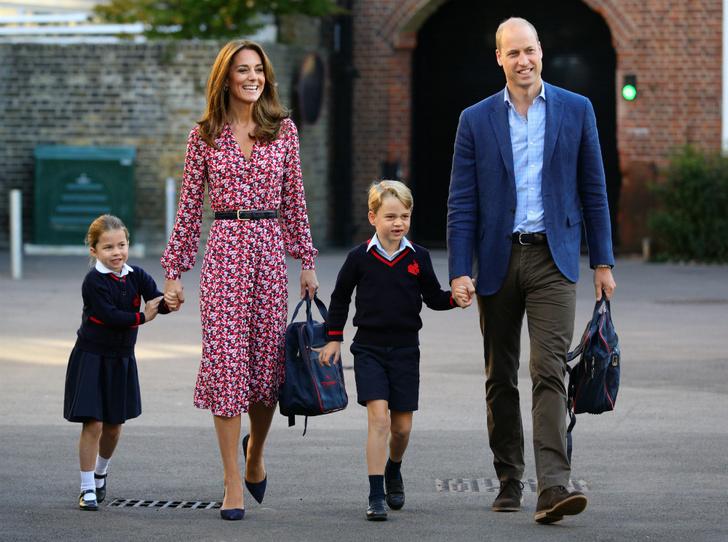 Фото №3 - «Моя любимая принцесса»: принц Уильям и его трогательные отношения с Шарлоттой