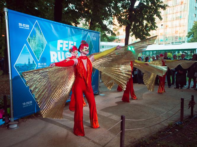 Фото №4 - В Москве прошел фестиваль Feelrussia