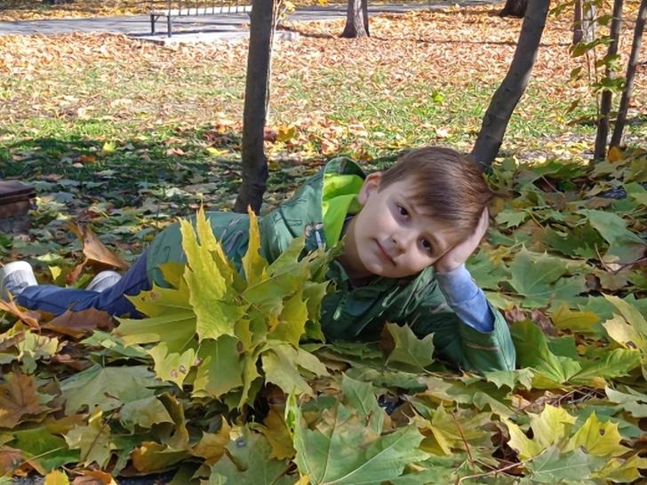 Фото №12 - Детский фотоконкурс «Собираем гербарий»: выбирай лучшее фото