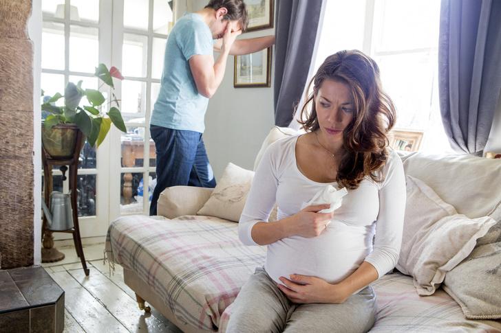 Беременность: как влияет стресс на плод