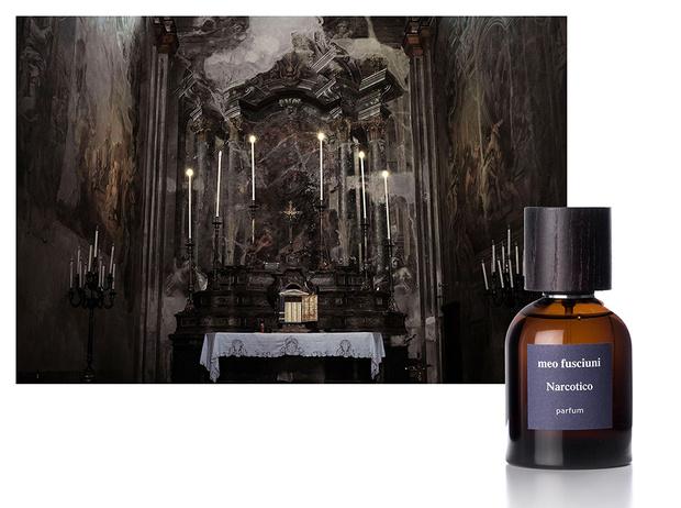 Фото №6 - Opium, Cocaine, Narcotico: ароматы, названия которых лучше не произносить вслух