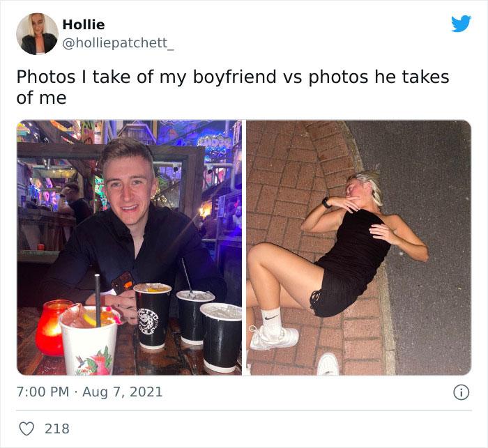 Фото №13 - Девушки фотографируют парней vs парни фотографируют девушек (ироничная галерея)