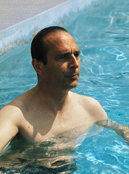 Фото №4 - Каким был Жак Ширак: 18 неформальных фото экс-президента Франции