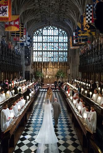 Фото №4 - Какой момент королевской свадьбы Меган будет помнить всю жизнь