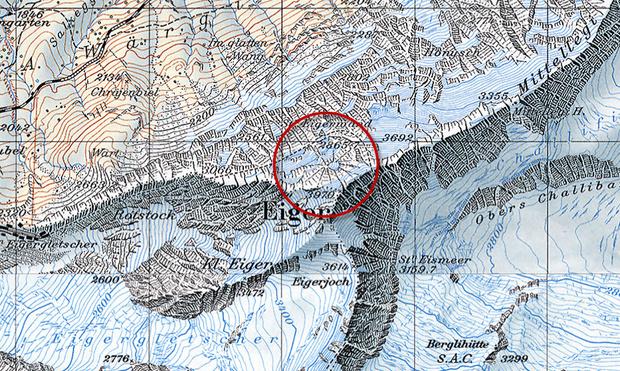Фото №3 - Рыба, паук и обнаженная женщина: пасхалки на старых картах, которые оставили картографы