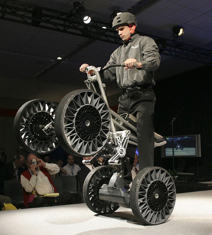 Фото №8 - Автомобильные диски XXI века: технологии и интересные факты