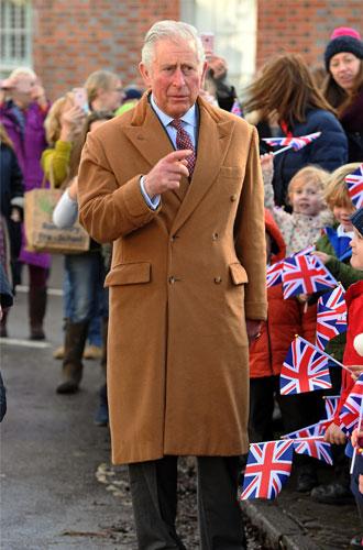 Фото №18 - Его модное Высочество: 8 доказательств того, что принц Чарльз— икона стиля