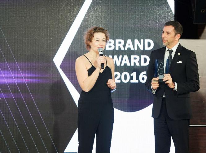 Фото №1 - Hearst Shkulev Media стал обладателем премии BRAND AWARDS 2016