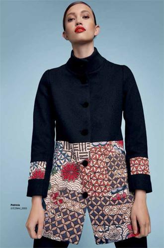 Фото №8 - Модная эклектика в новой осенне-зимней коллекции Desigual