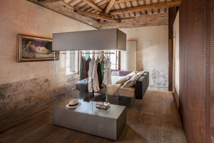 Фото №7 - Гостевой дом в старинном здании XIV века в Италии