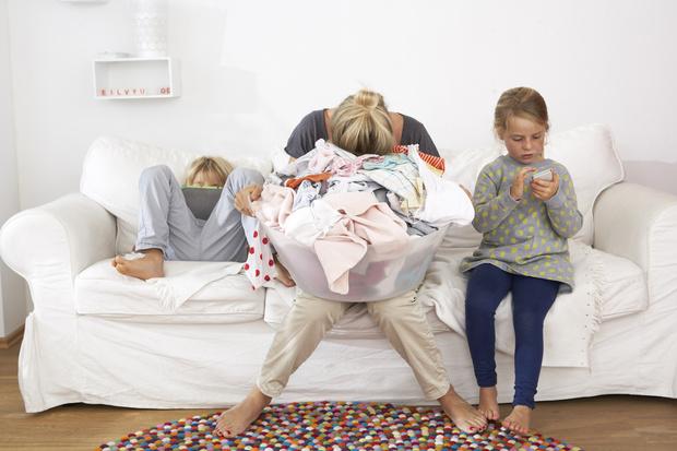 Фото №2 - Как молодые мамы усложняют себе жизнь: 20 типичных ошибок