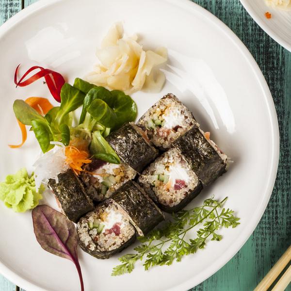Фото №5 - Азия микс: три рецепта популярных роллов