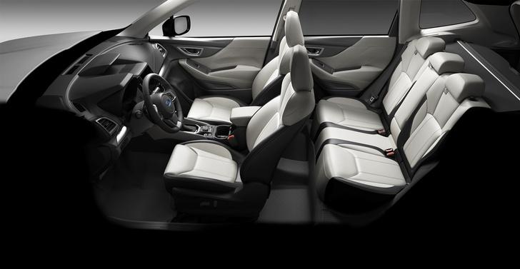 Фото №3 - Новый кроссовер Subaru Forester — идеология превосходства