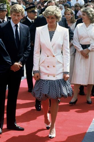 Фото №5 - До/после: как принцесса Диана дарила вторую жизнь старым нарядам