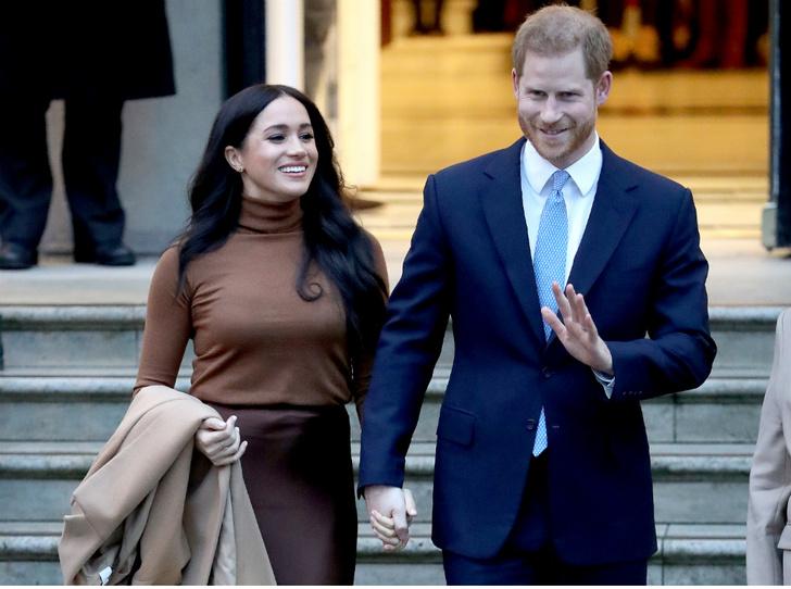 Фото №6 - Жизнь после дворца: как Гарри и Меган повторяют «карьеру» Дианы (и почему это плохо)