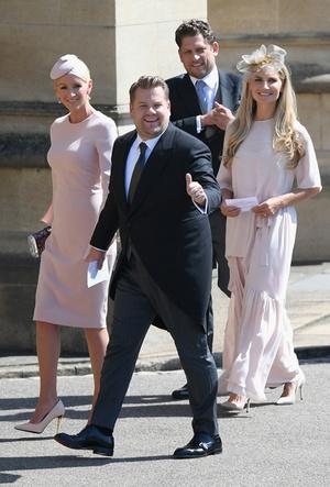 Фото №20 - Свадьба Меган Маркл и принца Гарри: как это было (видео, фото, комментарии)
