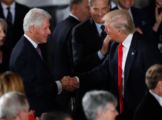 Фото №8 - Билл и Хиллари Клинтон: свободные отношения и слезы бывшей первой леди