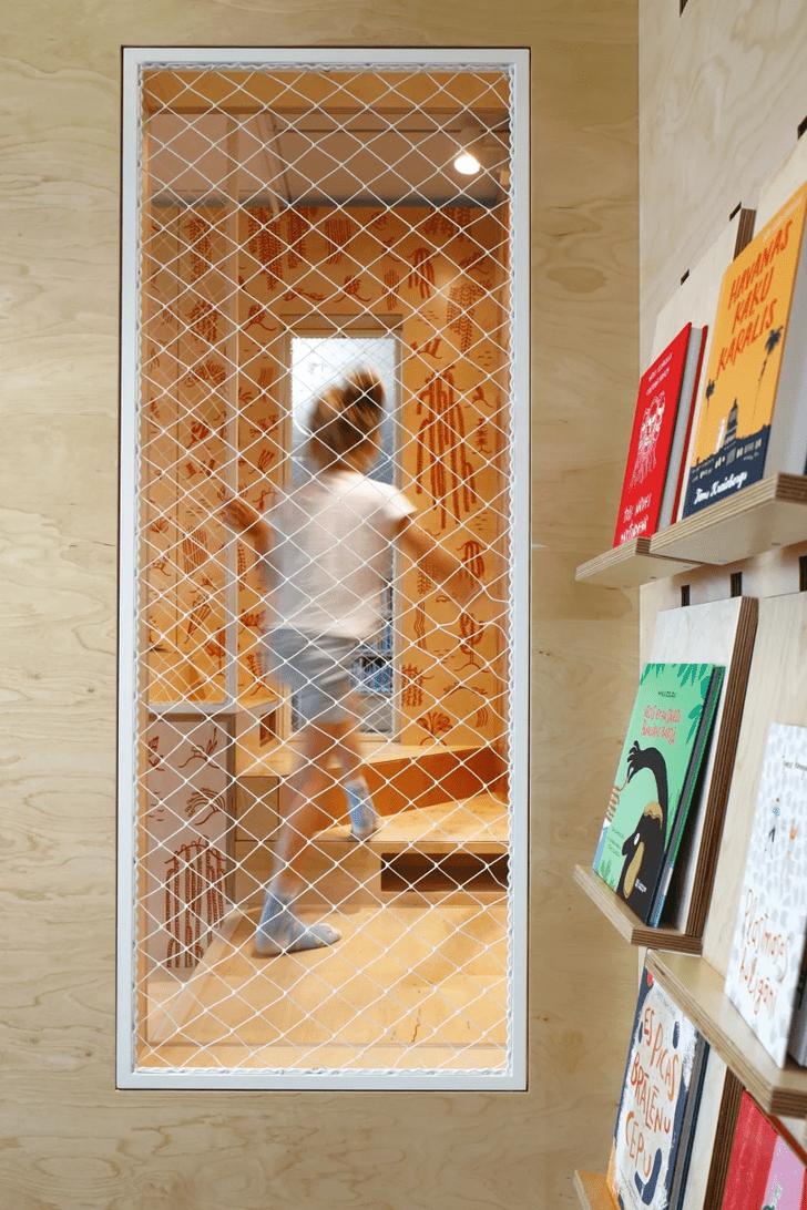 Фото №6 - Яркая библиотека для детей в Риге